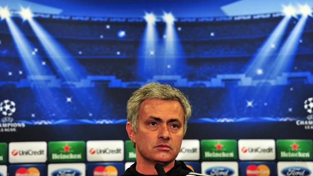 """Mourinho : """"Le troisième but de Pastore est une plaisanterie"""""""