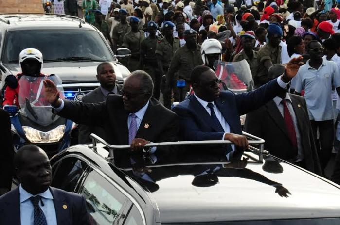 Fête de l'Indépendance du 4 avril: le président  namibien IFIKEPUNUYE POHAMBA invité d'honneur du président Sall