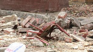 Les trois explosions ont retenti près de l'université du Caire.