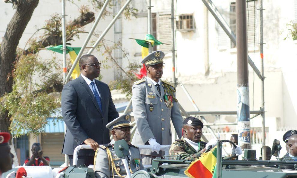54ème anniversaire du Sénégal : Macky aux anges pour son premier défilé grand format