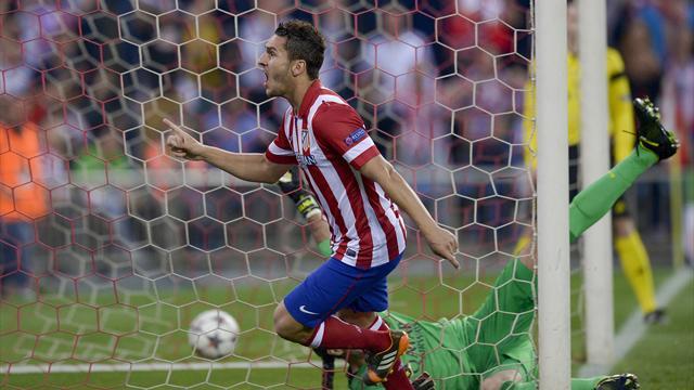 Ligue des champions 1/4 finale: Atletico a consommé à petit feu et élimine le Barça (1-0)