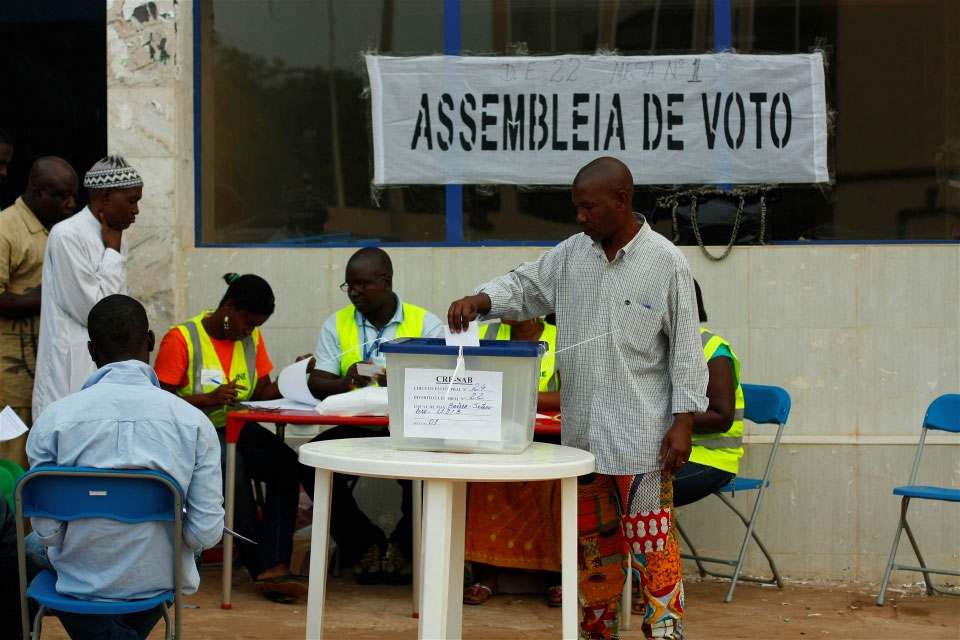 Élections en Guinée-Bissau: le département d'Etat américain attend un scrutin crédible et pacifique ce 13 avril