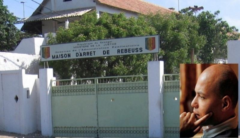 J-4 de la clôture de son dossier: Karim à l'écoute de la Commission d'Instruction qui tranche le 16 avril