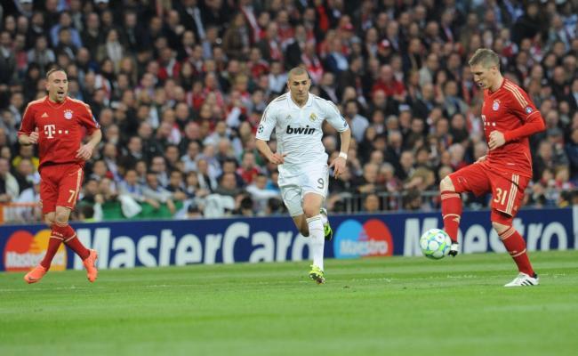 Ligue des Champions - Demies: Le choc Real - Bayern !