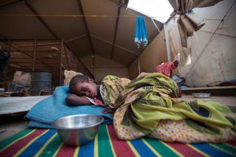Soudan du Sud: risque de malnutrition pour 250.000 enfants