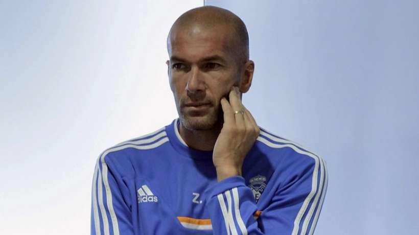 PSG : Zidane parmi les potentiels successeurs de Laurent Blanc ?