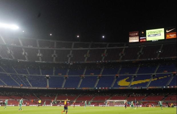 Barça : les joueurs insultés