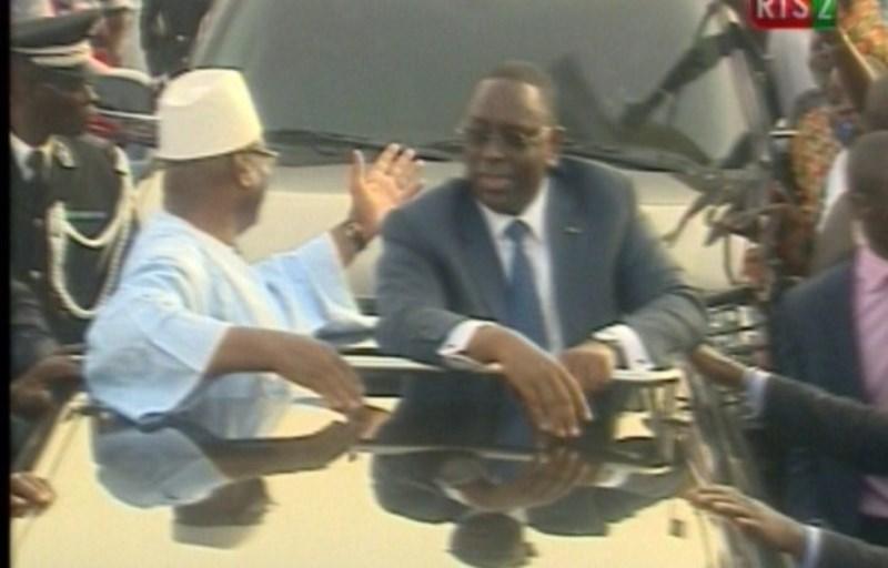 A l'Assemblée nationale sénégalaise, IBK appelle les rebelles du Nord Mali au dialogue
