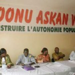 Locales 2014-Mbour: YOONU ASKAN WI surveille le calendrier électoral et lance un appel aux militants