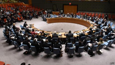 Le Conseil de sécurité des Nations Unie en réunion. (Photo: archives)