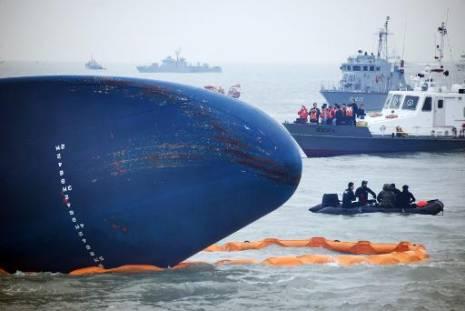 Naufrage d'un ferry: la Corée en état de choc, quelque 300 disparus