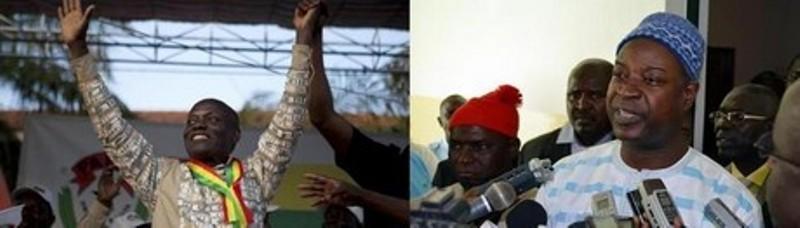 Guinée Bissau-Présidentielle 2014 : José Mario Vaz et Nuno Gomes au second tour