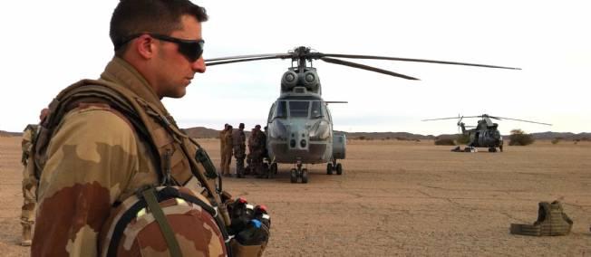 Mali : cinq humanitaires libérés