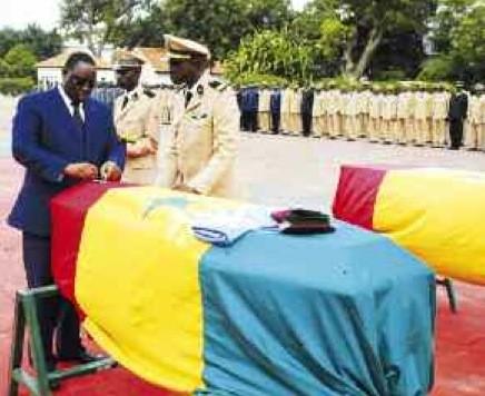 Tombé à Abidjan le 8 avril, Idrissa Badji inhumé ce vendredi