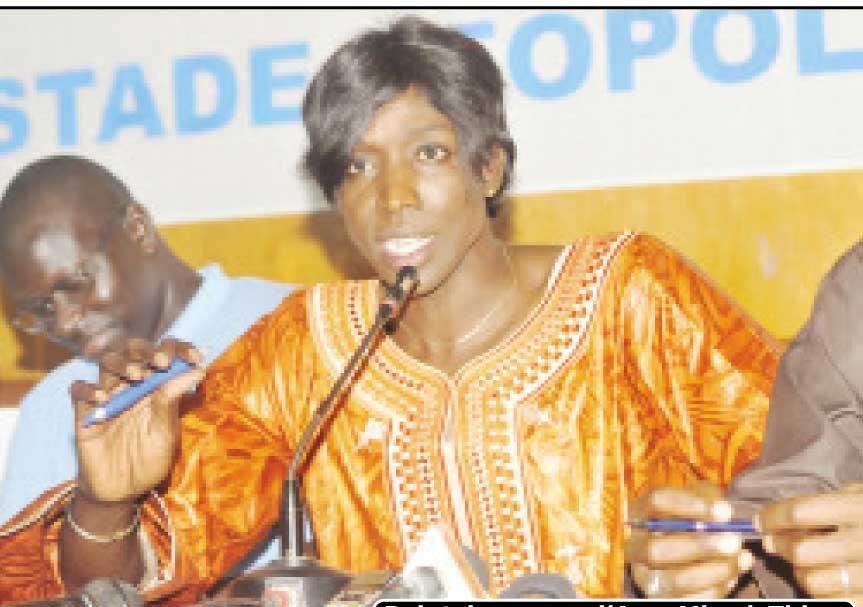 Locale 29 juin : Amy Mbacké à l'assaut de la mairie de Paoskoto