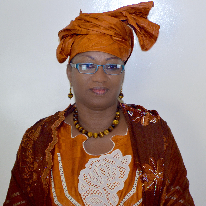Sicap : en vue des locales, Ndeye Bineta Gassama, ministre conseiller offre du chocolat aux Chrétiens
