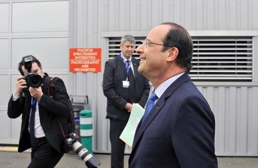 """Hollande: """"Aucune raison d'être candidat"""" si le chômage ne baisse pas d'ici à 2017"""