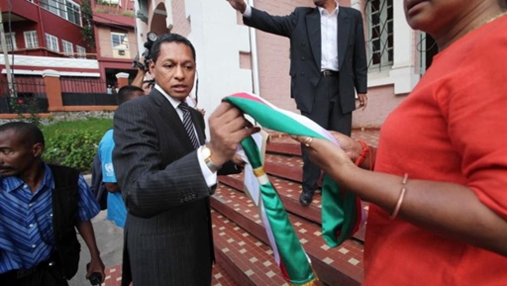 La polémique enfle sur la modification du blason d'Antananarivo