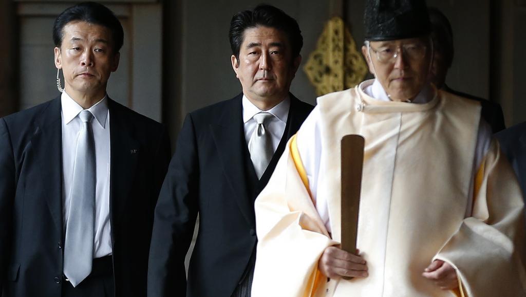 Barack Obama irrité par une nouvelle visite de Shinzo Abe à Yasukuni