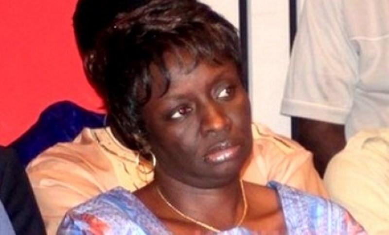 Aminata Touré : « Tout ça n'est que tempête dans un verre d'eau »