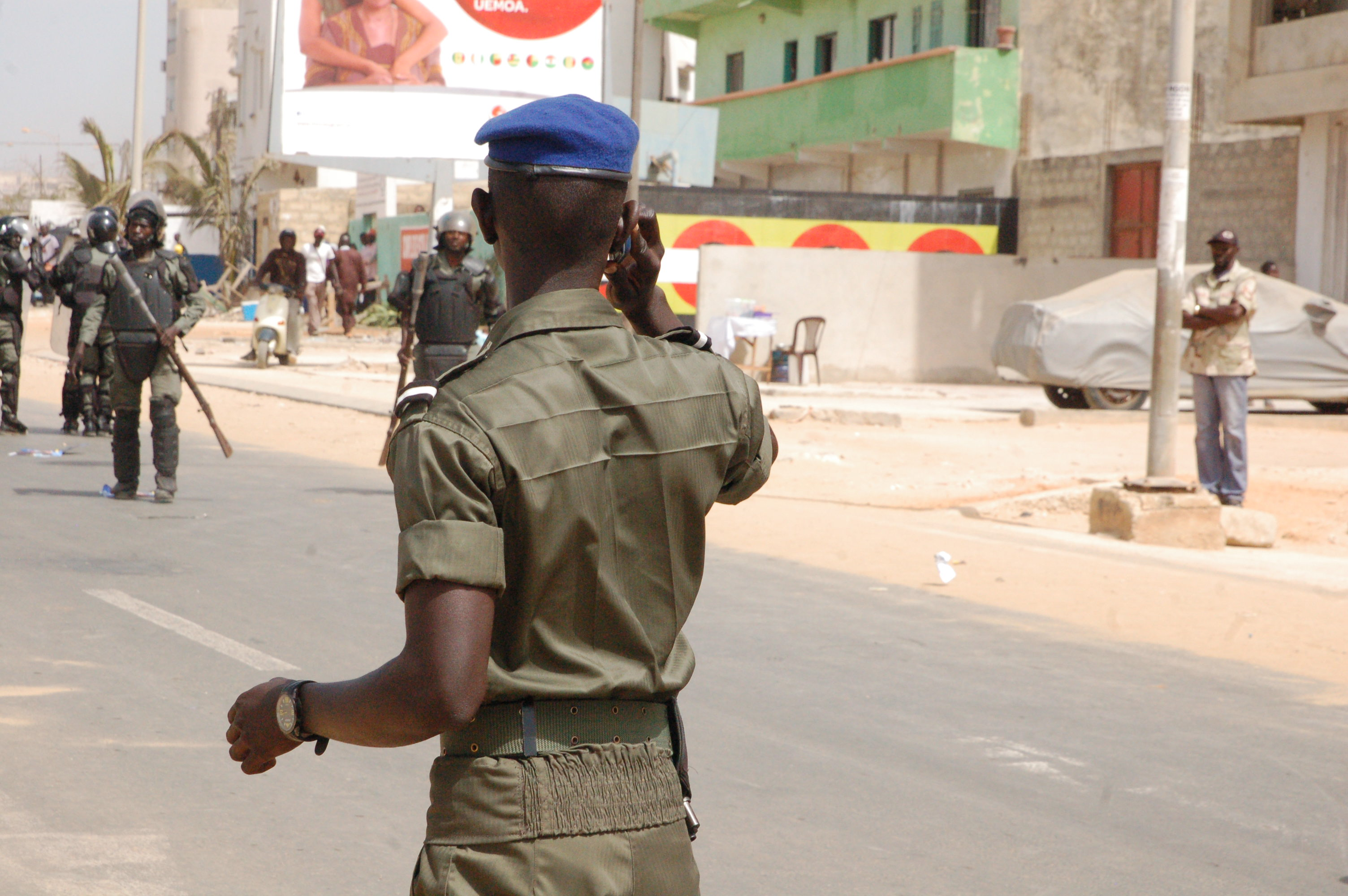 Retour de Wade: Dakar en ébullition