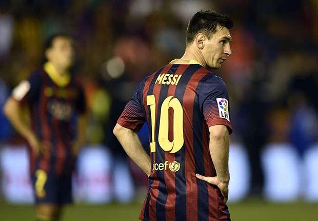 Barca : Messi s'explique sur ses vomissements