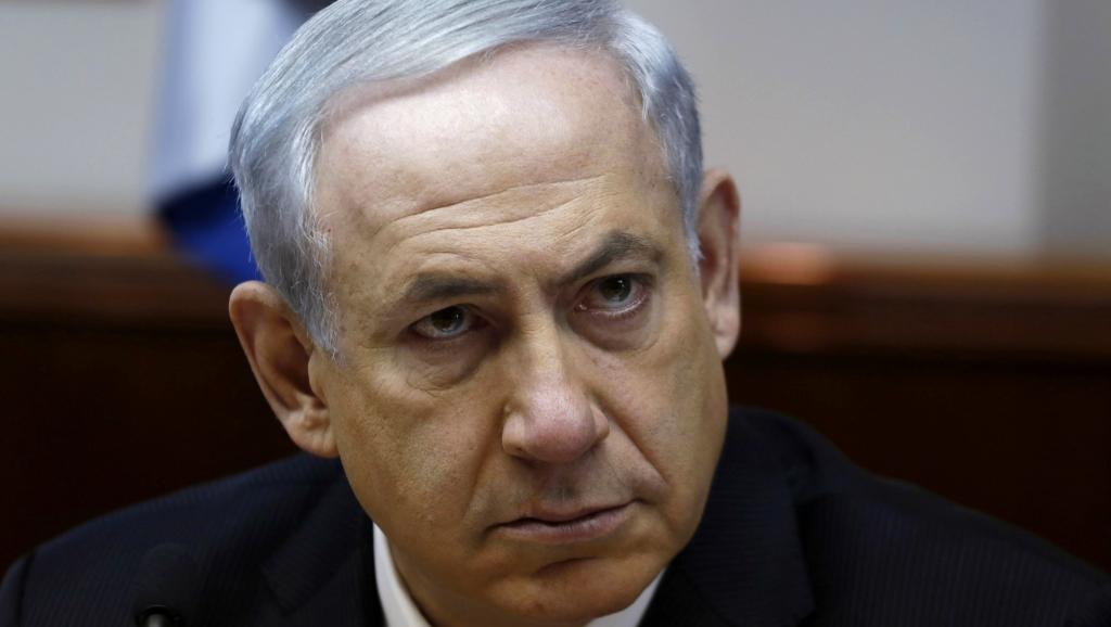 Israël suspend les négociations de paix avec les Palestiniens