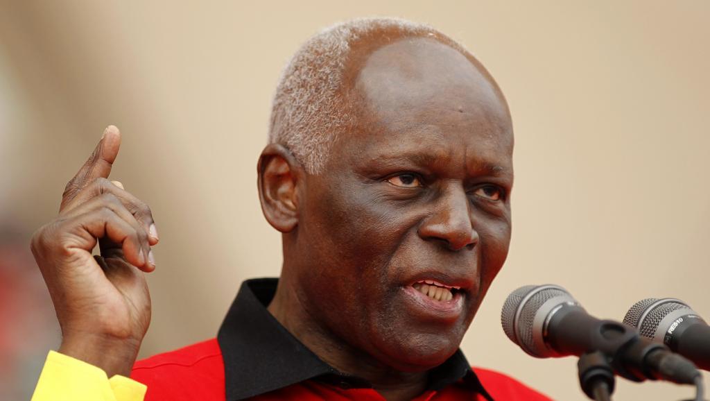 Le président angolais, José Eduardo dos Santos. REUTERS/Siphiwe Sibeko