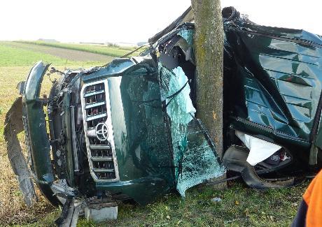 Accident de la route- Axe Kaffrine- Malém Hodar : Un Asp mort sur le coup, un sous-préfet et 15 autres personnes blessées