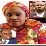 Palais de la République : Me Nafissatou Diop Cissé livre Youssou Diagne, Waly Fall et Ousmane Thiongane à Macky