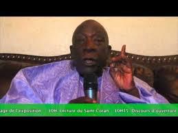 Retour de Abdoulaye Wade :  El hadji Mansour Mbaye appelle à l'apaisement