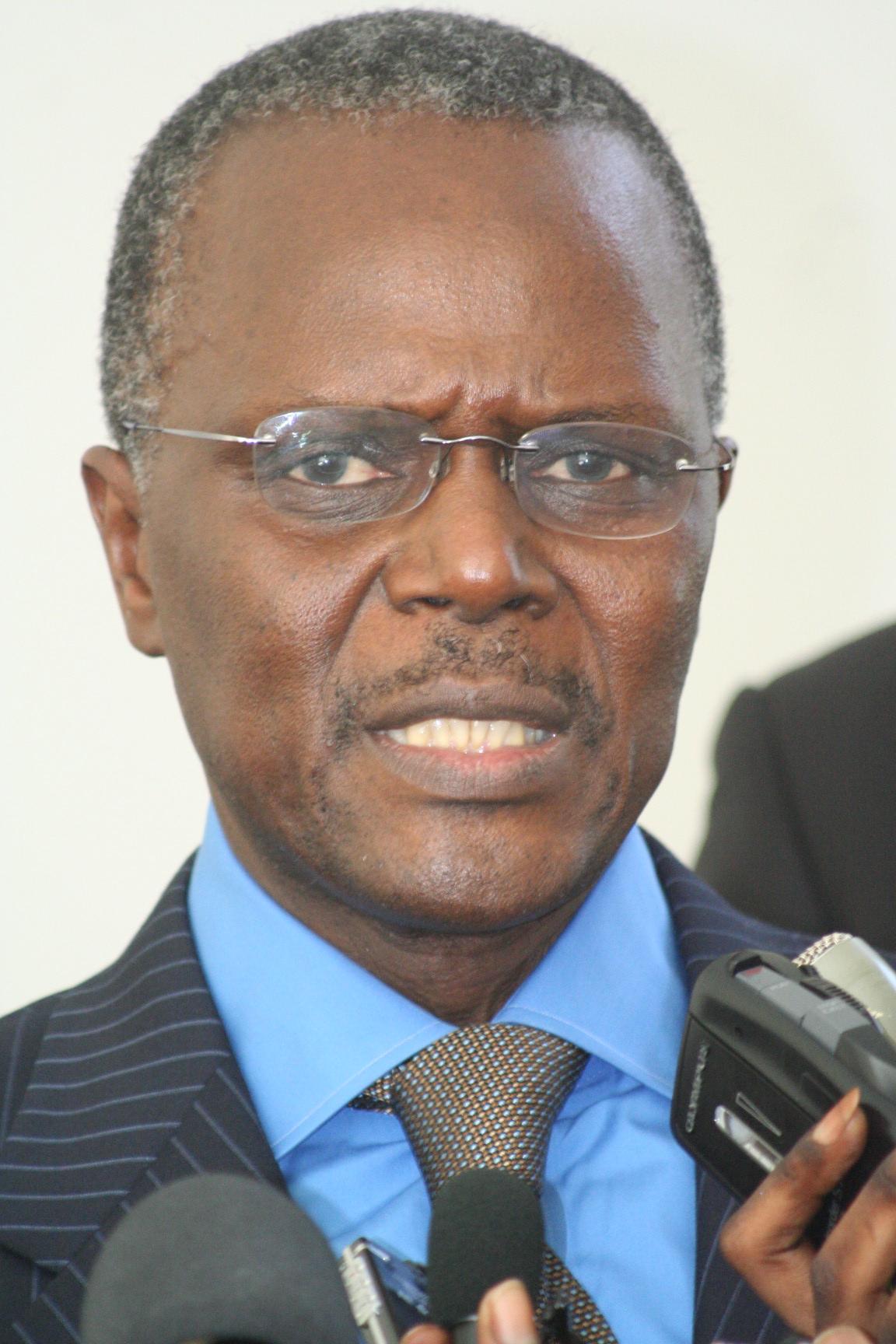 Election locales : Tanor Dieng candidat à la mairie de Nguéniène
