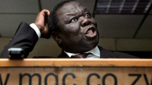 """Il est reproché à Morgan Tsvangirai d'avoir manqué aux """"principes démocratiques"""" du MDC"""