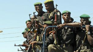 Des soldats patrouillent dans le Centre du Nigeria
