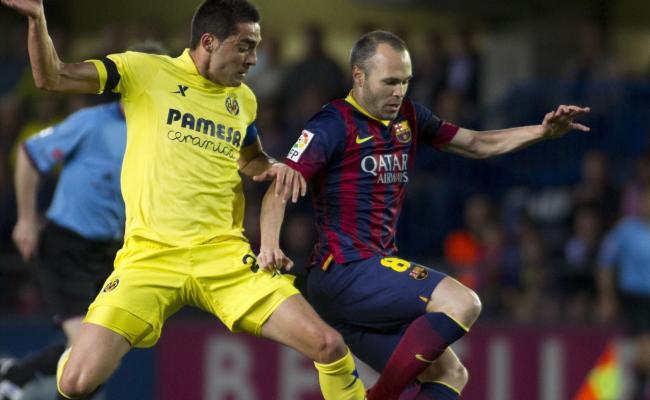 Le Barça renverse Villarreal