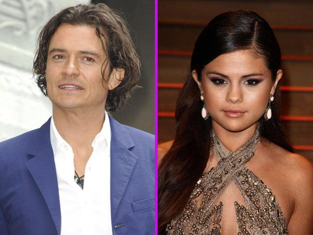 Selena Gomez et Orlando Bloom ensemble pour se venger de Justin Bieber et Miranda Kerr ?