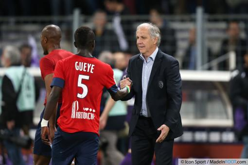 Lille: Quand  Idrissa Gana Gueye parle de René Girad