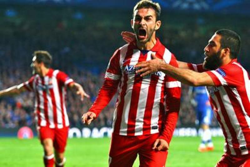 L'Atlético met Chelsea KO !