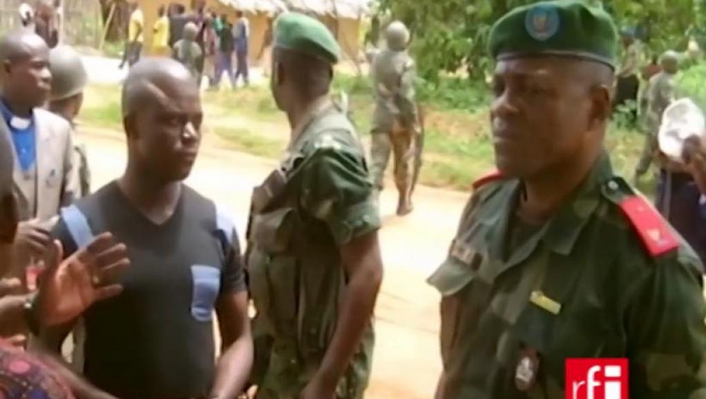 Mort du milicien Morgan en RDC: à Bunia, des militaires s'expliquent