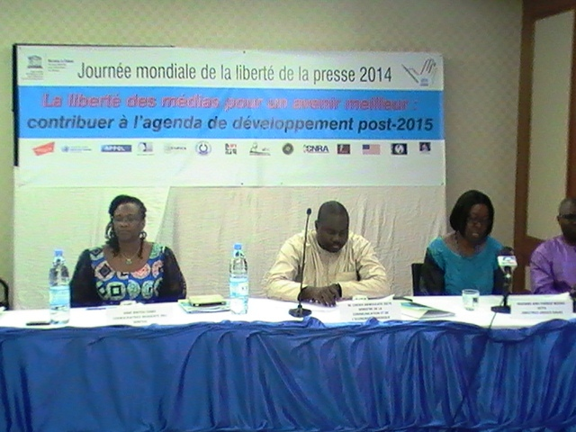 L'Unesco et ses partenaires célébrent la liberté des médias