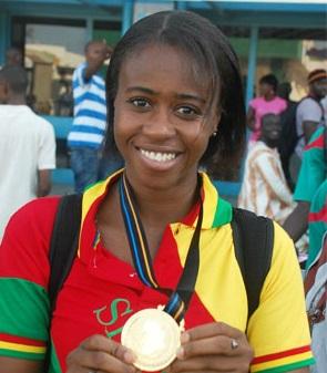 Taekwondo : Binta Diedhiou de nouveau sacrée championne continentale
