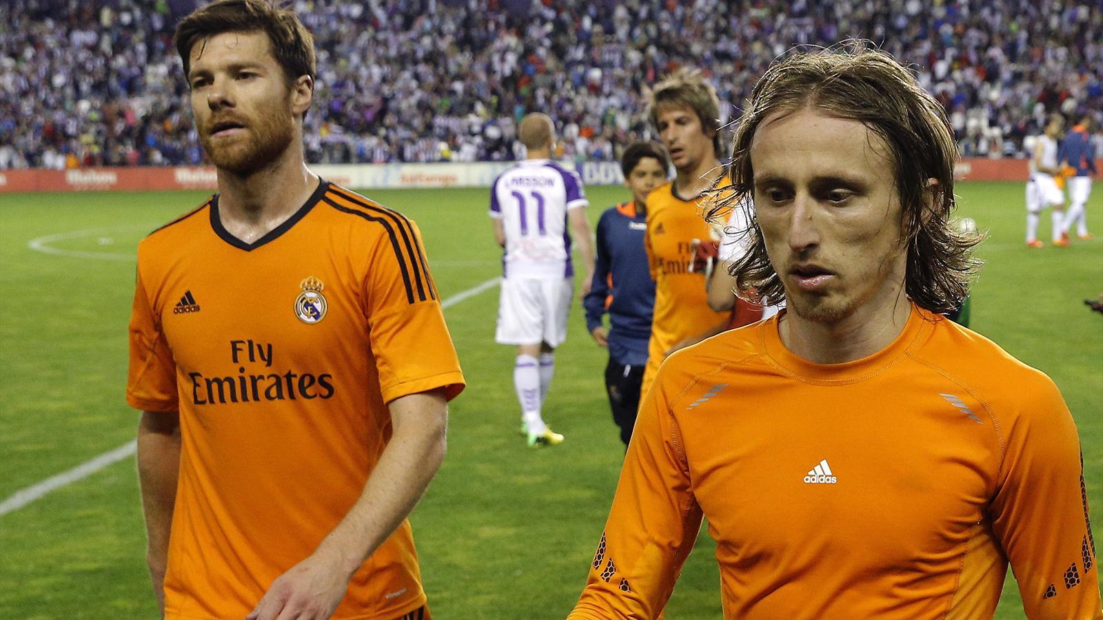 Liga : Accroché à Valladolid (1-1), le Real peut dire adieu au titre