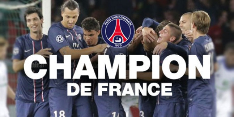 Football- Ligue1 : Paris battu, Paris champion !
