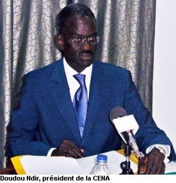 Locales-Touba: la CENA attaque la liste du khalife général des mourides