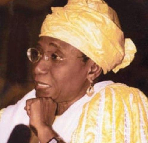 Mame Madior Boye : «Il est temps d' agir » sur l'enlevement des 200 lyceennes nigerianes