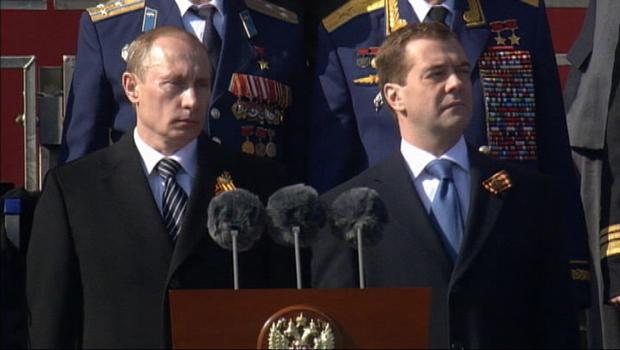 Poutine en Crimée, une première depuis le rattachement à la Russie