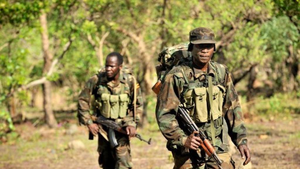 l'Ouganda envoie 400 hommes en RCA