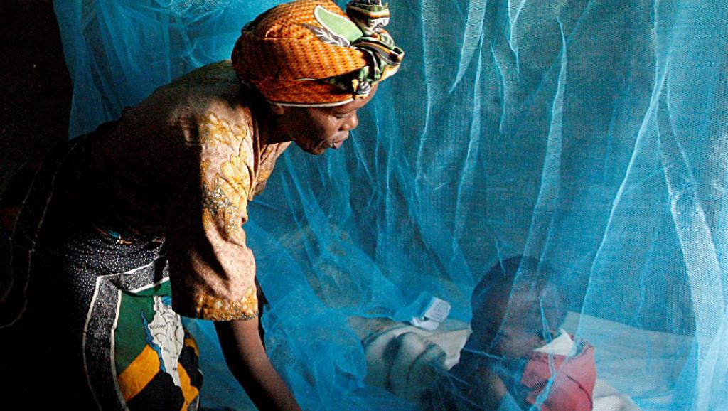 Dans le nord du Burundi, les décès sont en hausse chez les enfants de moins de 5 ans. M. Hallahan/Sumitomo Chemical - Olyset Net
