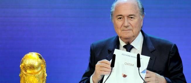 Fifa : Joseph Blatter a envie de continuer