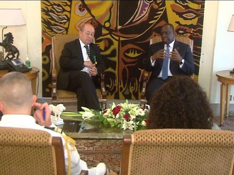 Jean-Yves Le Drian : Sénégal « cerveau » français de l'anti-terrorisme dans la sous-région
